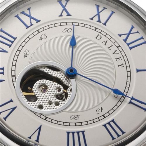 Dalvey 3036 orologio da taschino in acciaio a terni sihappy - Dalvey orologio da tavolo ...