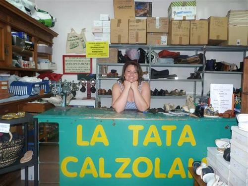 La Tata Calzolaia La Spezia foto 3