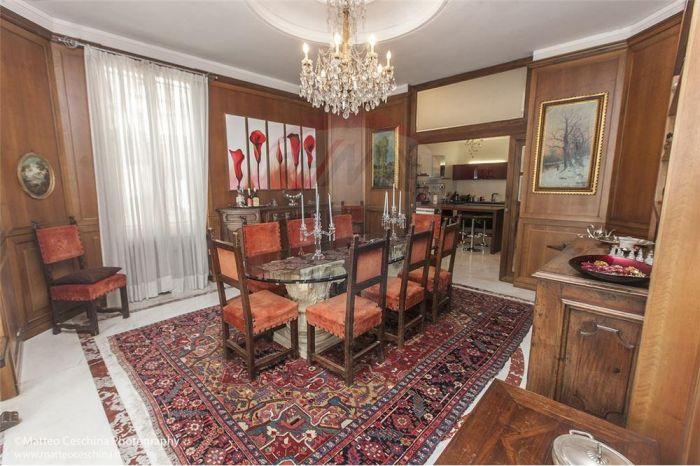 Offerta appartamento in villa ristrutturato occasione - Stile immobiliare genova ...