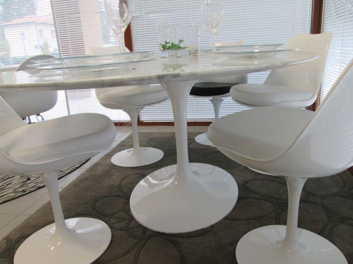 Tavolo Saarinen Marmo : Occasione tavolo tulip offerta tavoli saarinen marmo sihappy