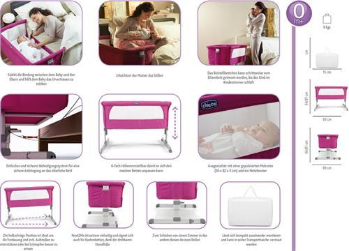 chicco next 2 me culla innovativa a potenza sihappy. Black Bedroom Furniture Sets. Home Design Ideas