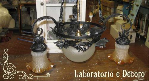 Laboratorio e Decoro di Astraldi Marco Imperia foto 6