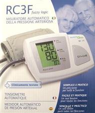 Da Athena Laboratorio Ortopedico trovi: Misuratore Automatico Pressione Arteriosa RC3F Fuzzy Logic