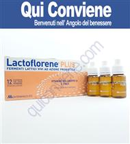 Qui Conviene - Lactoflorene Plus Fermenti Lattici 12 Flaconcini al prezzo più basso - Scopri come Risparmiare