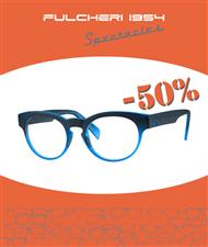 Offerta Si!Happy -50% Italia Independent - Montatura Oftalmica in celluloide - Occhiali Torino
