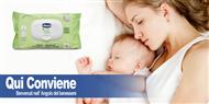 Qui Conviene - Salviettine Detergenti CHICCO con Aloe e Camomilla ad un prezzo INCREDIBILE - Acquista Subito