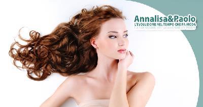 Annalisa & Paolo - Personalizza il tuo look con noi - massima cura per i tuoi capelli