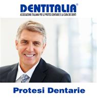 Dentitalia - Protesi mobile per arcata con denti in resina, mobile - Scopri