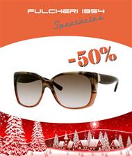 all'Ottica Fulcheri, Natale con Si!Happy -50% sugli occhiali da sole Balenciaga - Scopri tutti i modelli
