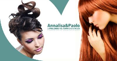Annalisa & Paolo - Taglio Piega Colorazione, colpi di sole e tanto altro - Esperienza e Professionalità