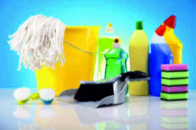 attrezzature professionali per le pulizie