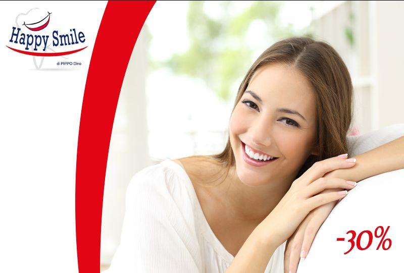 promozione offerta pulizia dei denti a pinerolo