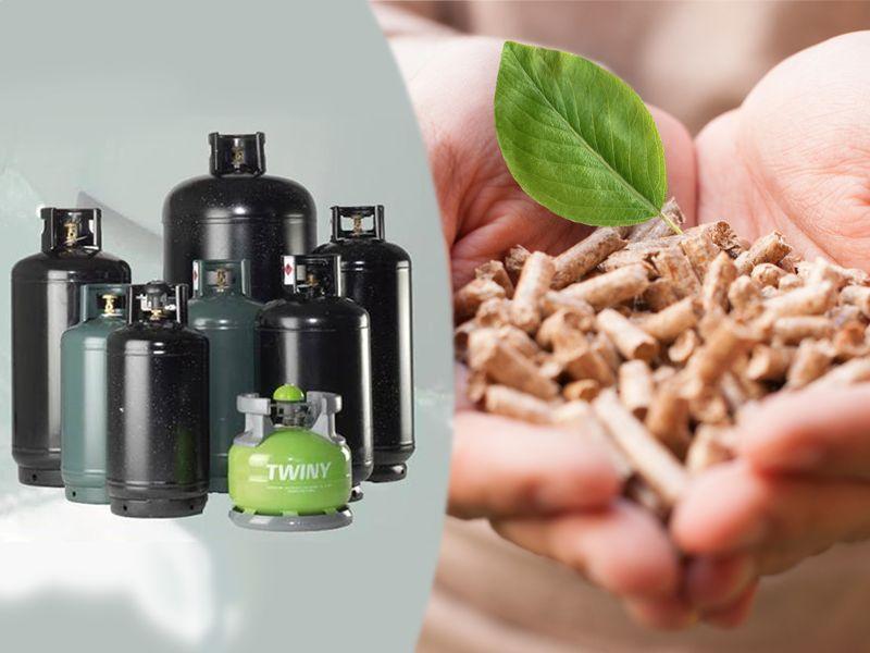 promozione offerta occasione bombole a gas pellets vedelago