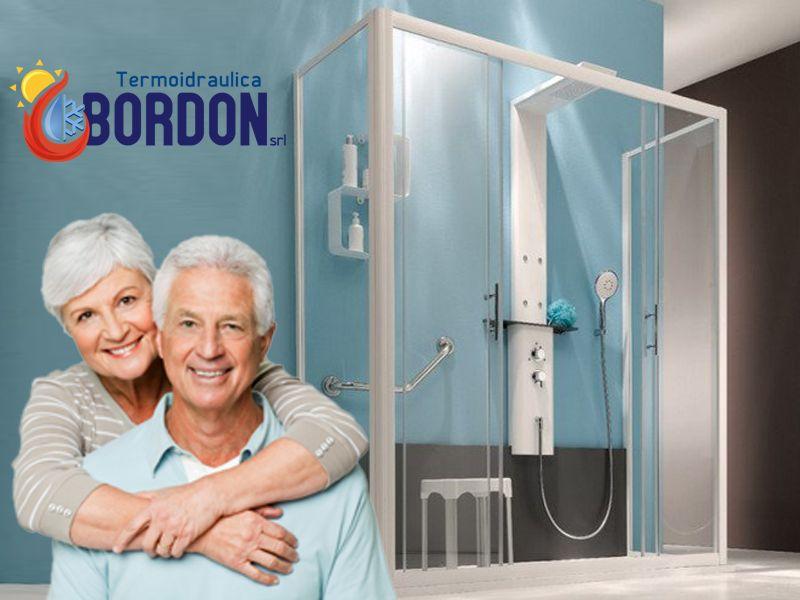 offerta occasione promozione vasca doccia rovigo
