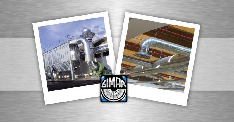 Simar - Offerta impianti filtrazione fumi - Promozione impianti filtrazione polveri