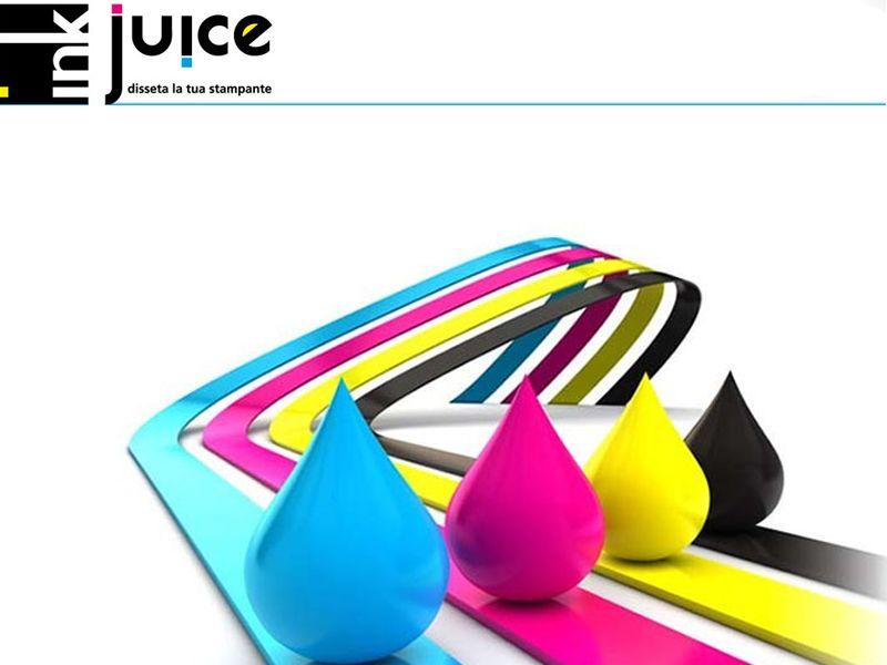 Promozione - Offerta - Occasione - laboratorio Ink Juice stampanti e cartucce- Castrolibero