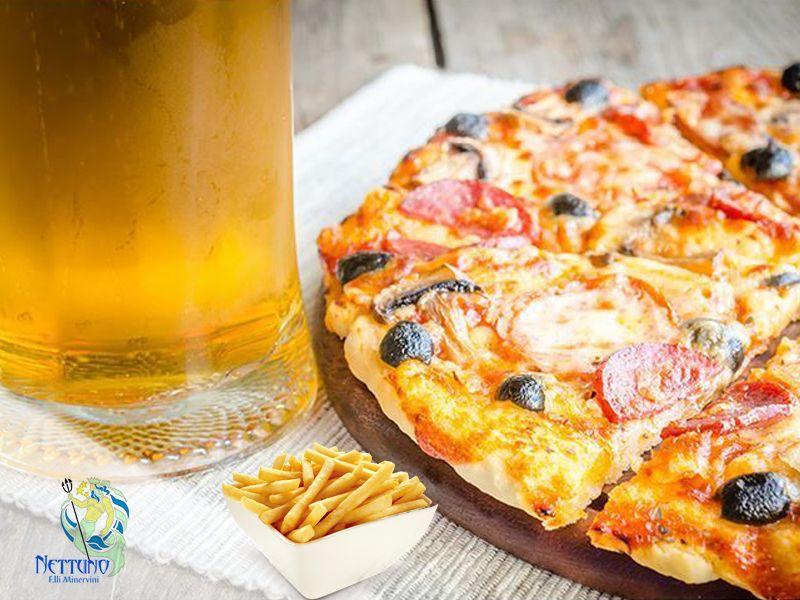 promozione offerta occasione menu pizza rende