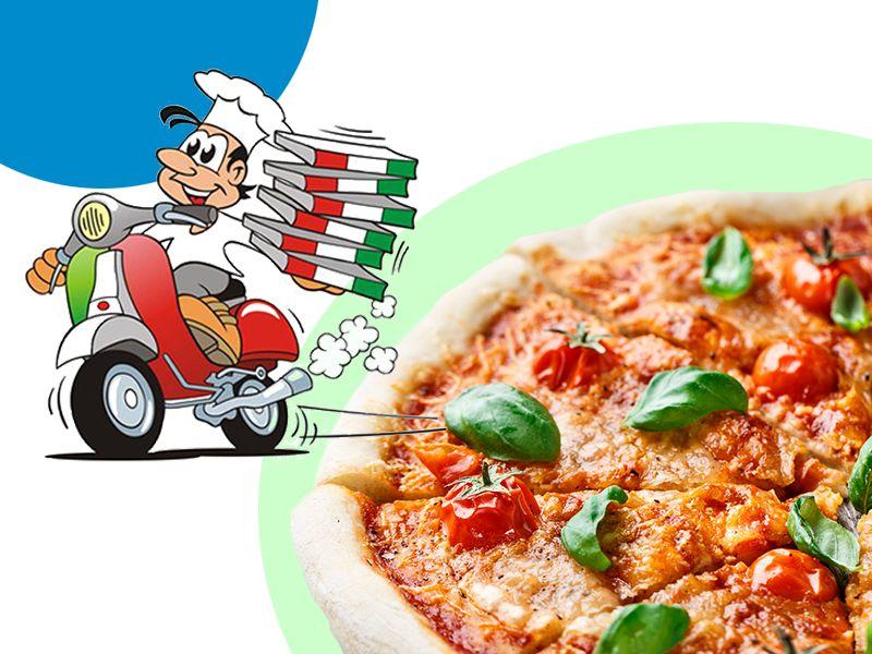 Offerta Pizza a Domicilio Gratis - promozione Pizza a Domicilio Gratuita - Ristorante Nettuno