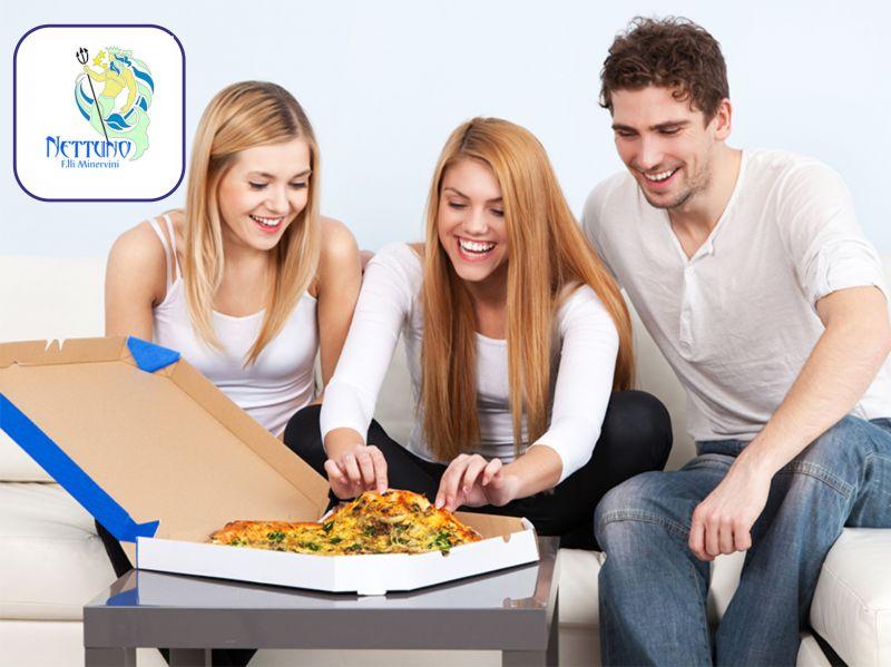 Ristorante Pizzeria Nettuno - offerta pizza a domicilio - promozione cucina a domicilio gratis