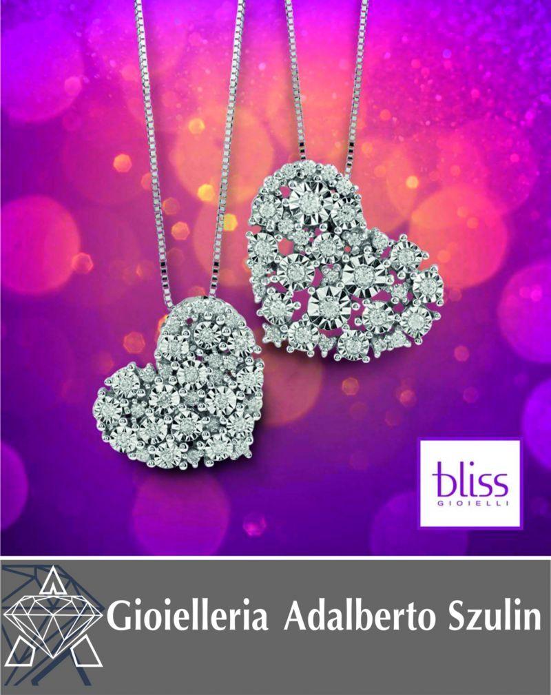 offerta gioielli Bliss - Occasione Bliss gioielli Gioielleria Szulin Adalberto