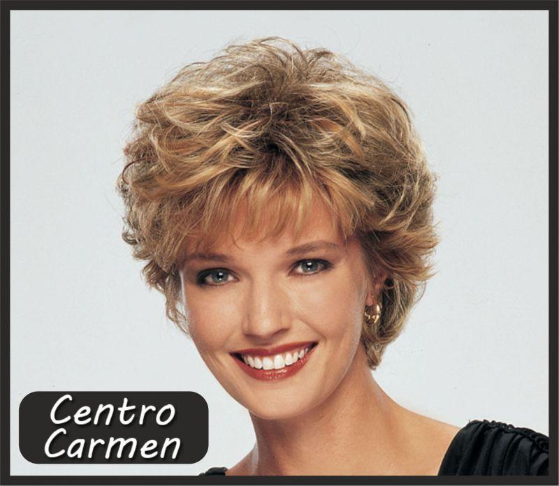 Centro Carmen -  offerta parrucche con capelli naturali - occasione parrucche donna Cadim
