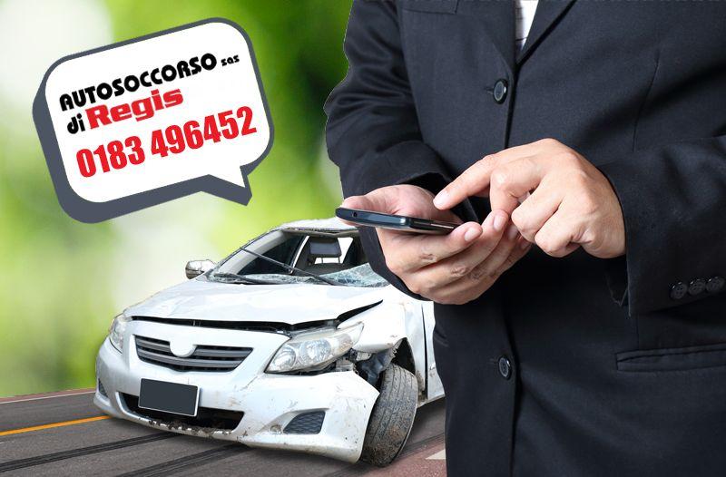 offerta soccorso stradale - promozione assistenza stradale officina mobile - autosoccorso regis