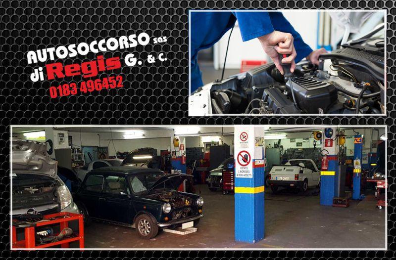 offerta officina autoriparazioni - promozione autofficina mobile - autosoccorso regis