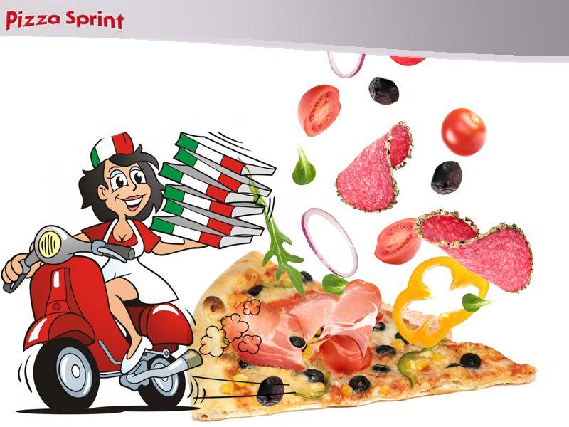 Servizio da asporto - Pizzeria Pizza Sprint