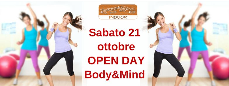 Open Day in palestra Body&Mind