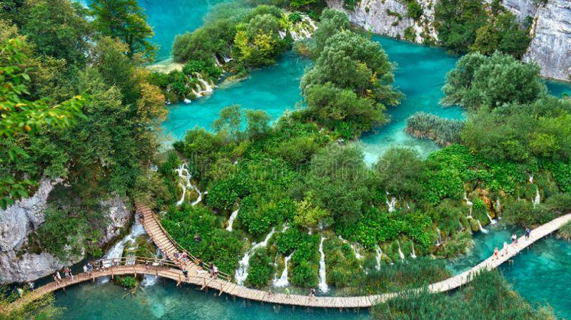 Mini vacanza Nordic Walking ai Laghi di Plitvice