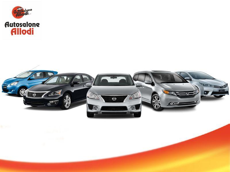 vendita auto multimarca autosalone allodi