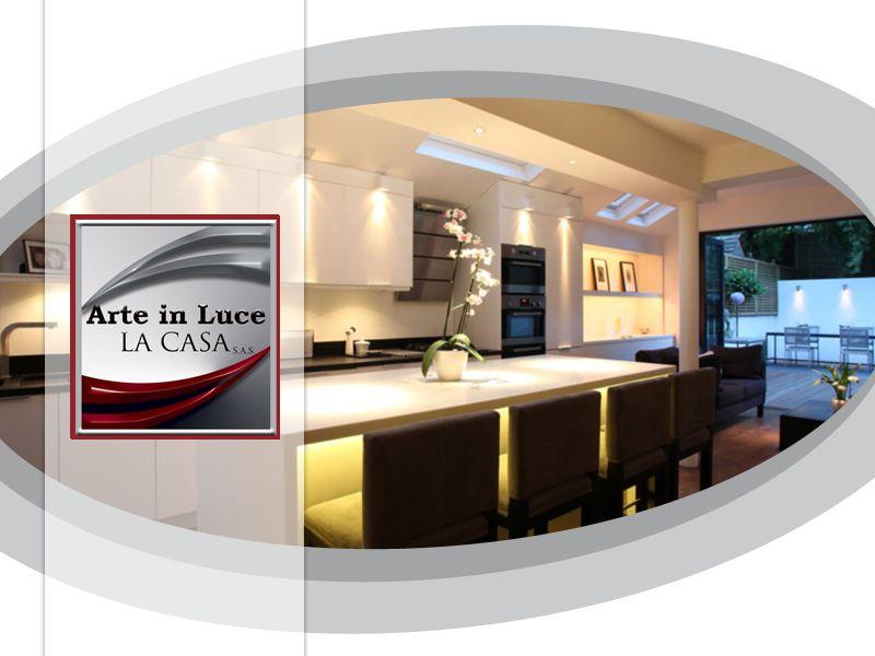 Offerta progettazione  - Promozione Illuminazione per Interni - Arte in Luce