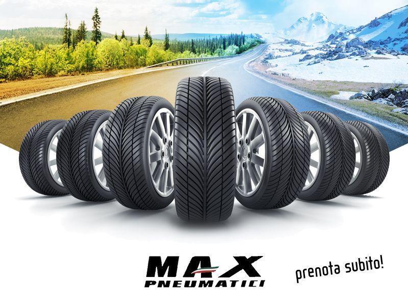 offerta sostituzione pneumatici estivi 2018 - servizio cambio gomme invernali novembre 2018