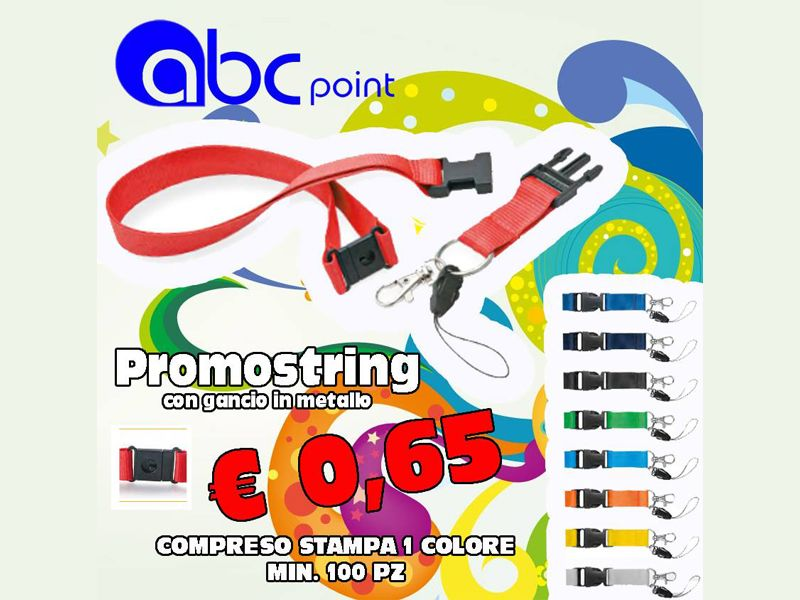 Promostring - ABC Point