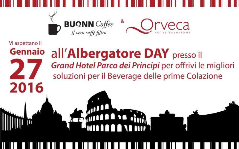 Diba 70 ospite Albergatore Day di Roma