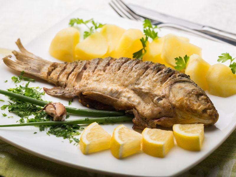 Promozione piatti pesce - Offerta cucina antica Treviso - Trattoria Vecia Treviso