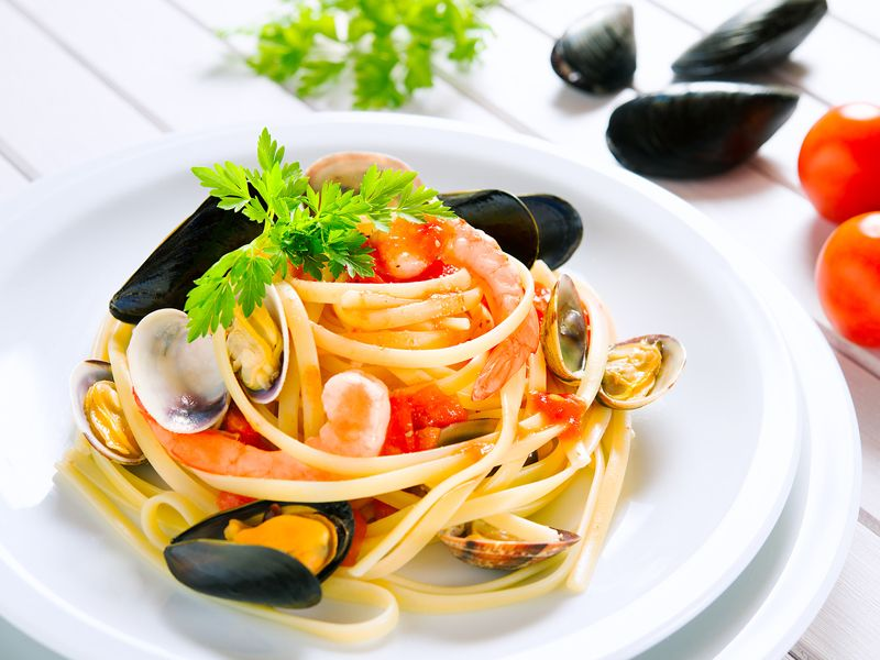 menu di pesce alla tavernetta scopri