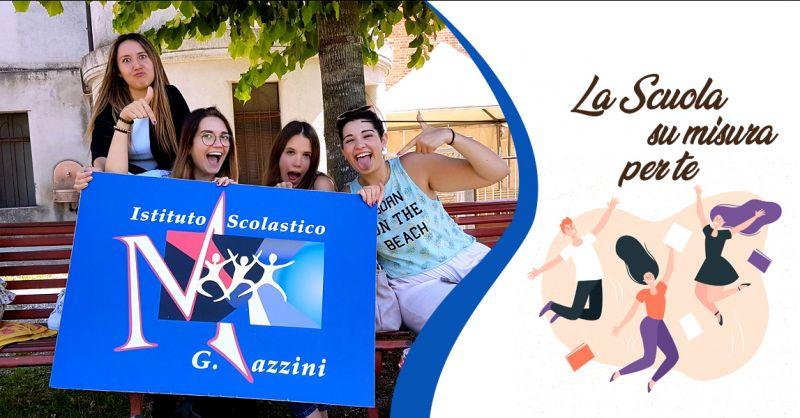 Offerta Istituto indirizzo Liceo delle scienze umane a Treviso - Istituto Scolastico G.Mazzini