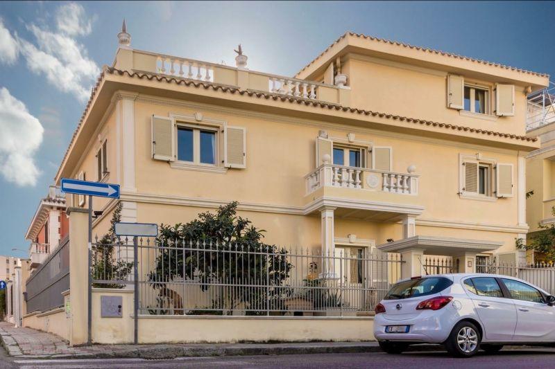 Decorazione di una Villa a Cagliari