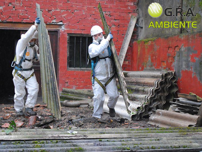 GRA Ambiente - Offerta Bonifica e Smaltimento Coperture in Cemento Amianto