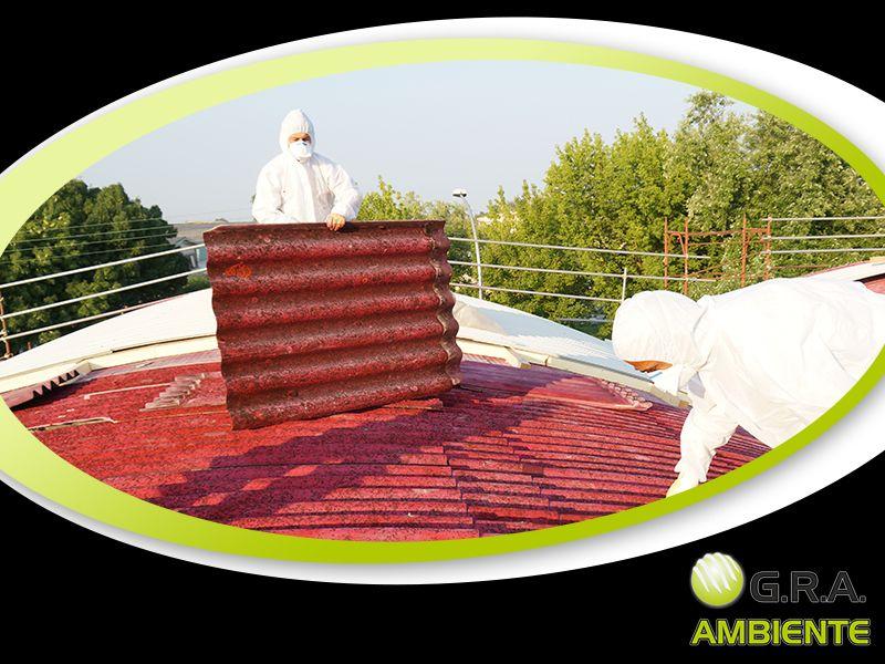 Offerta Bonifica e Smaltimento Coperture in Cemento Amianto Arezzo - Sansepolcro - GRA Ambiente
