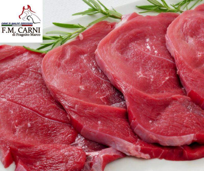 Da F.M Carni le Fettine scelte di bovino sottocosto.macelleria