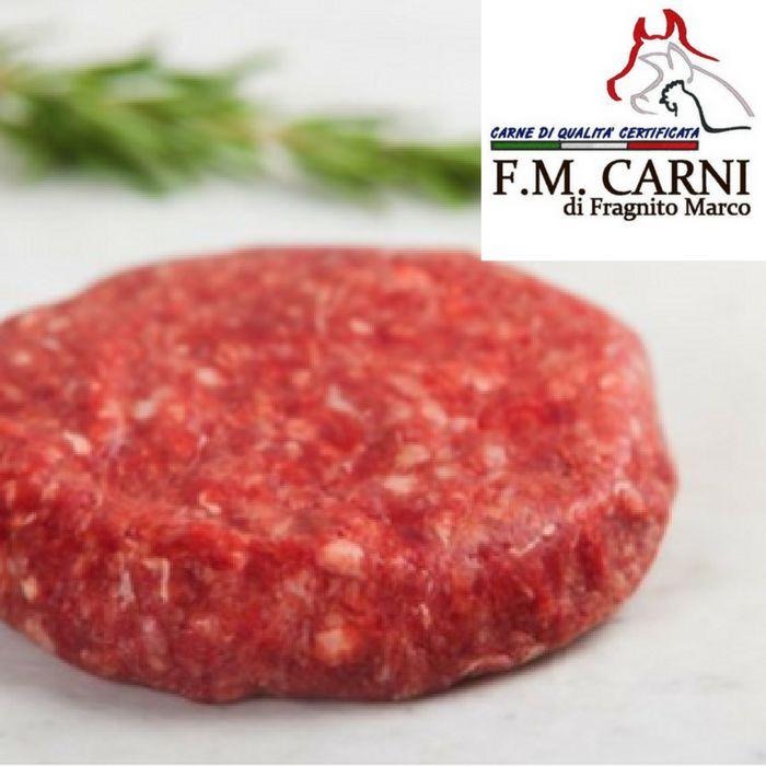 promozione macelleria hamburger f.m. carni supermercato