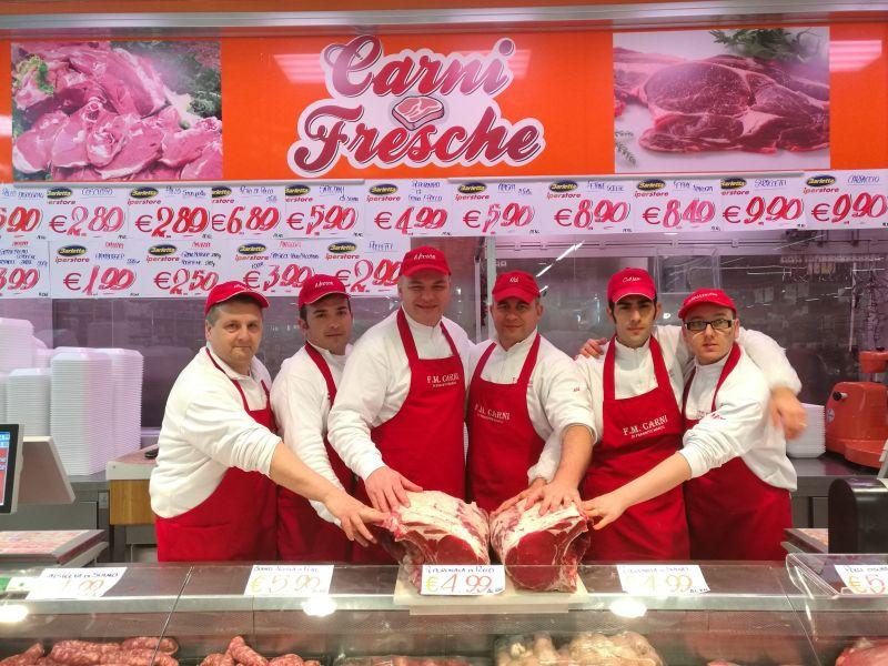 a F.M Carni vi aspettiamo con il sorriso e con la migliore carne del mondo!