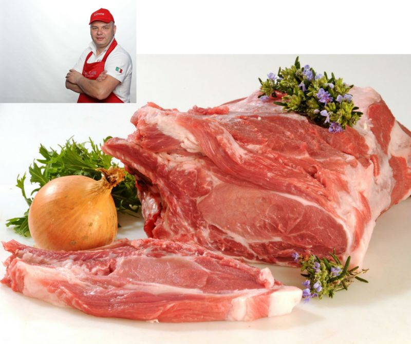 Da F.M.Carni trovi il Capicollo di suino in promo.Noi ci mettiamo la faccia!