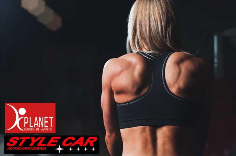 ripara la tua auto da noi fitness pass in regalo