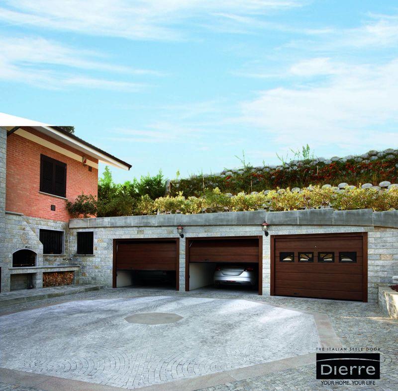 portoni per garage dierre