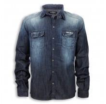 camicia di jeans ducati by metropolitan uomo