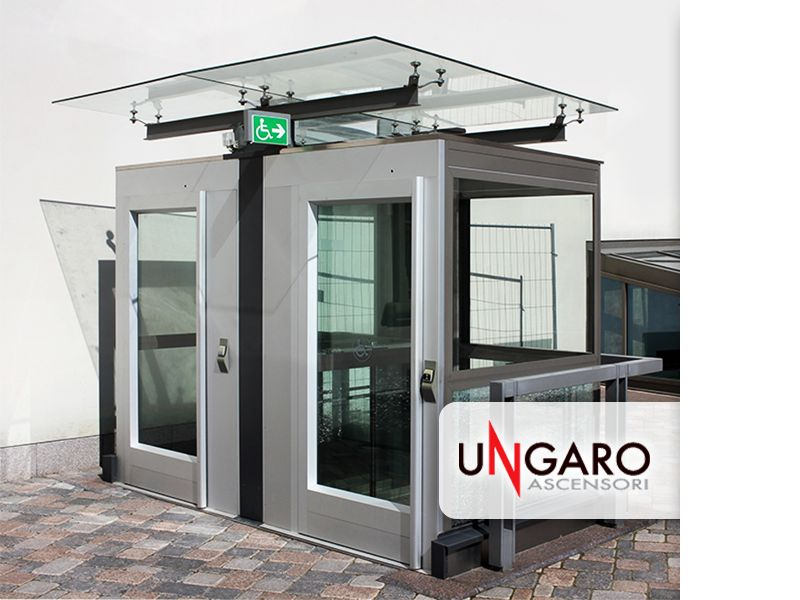 Ungaro Ascensori - Offerta Installazione e Assistenza Piattaforme Elevatrici
