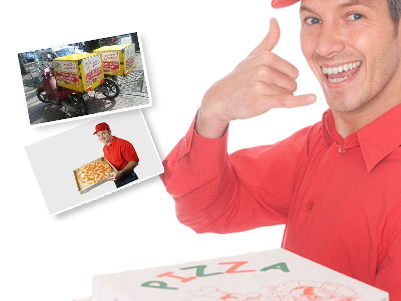 consegna a domicilio chiama subito doctor pizza